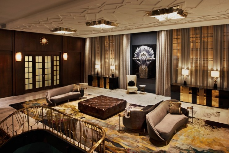 How to design an impressive lobby? – P&M Furniture blog