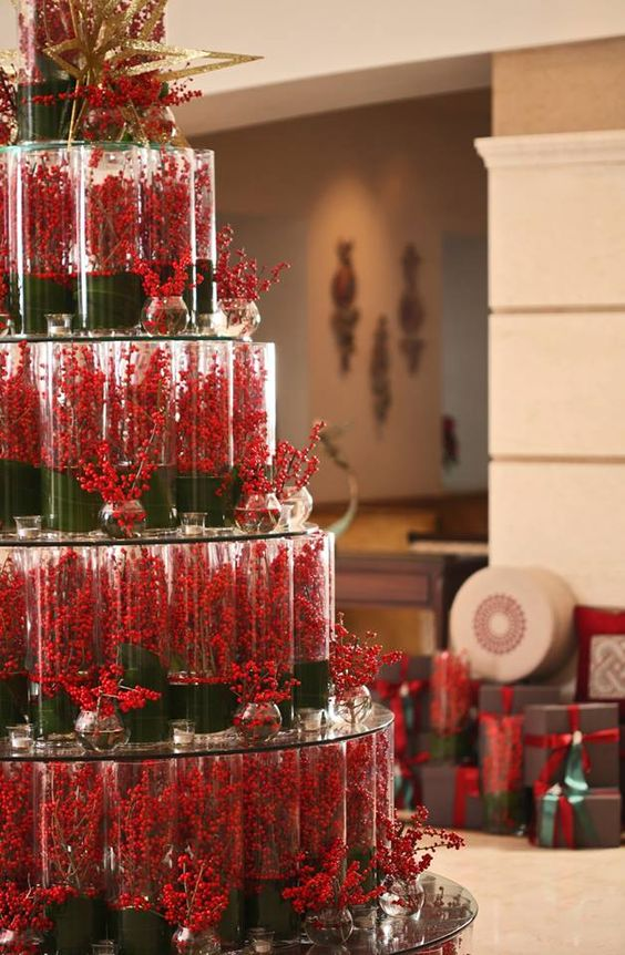 Decorating your horeca business for christmas p m for Decor your hotel