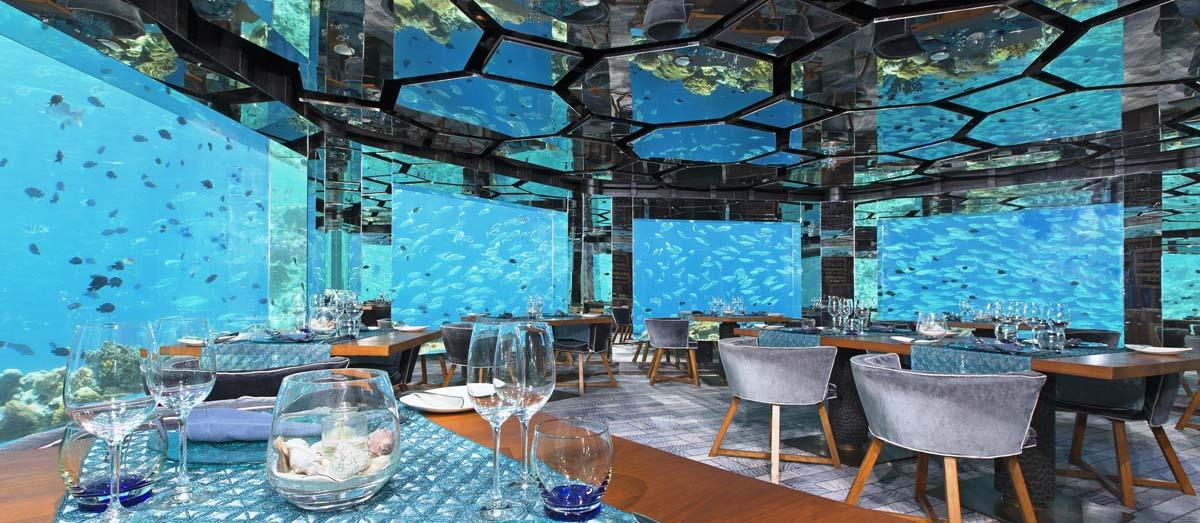 Underwater-restaurant-design