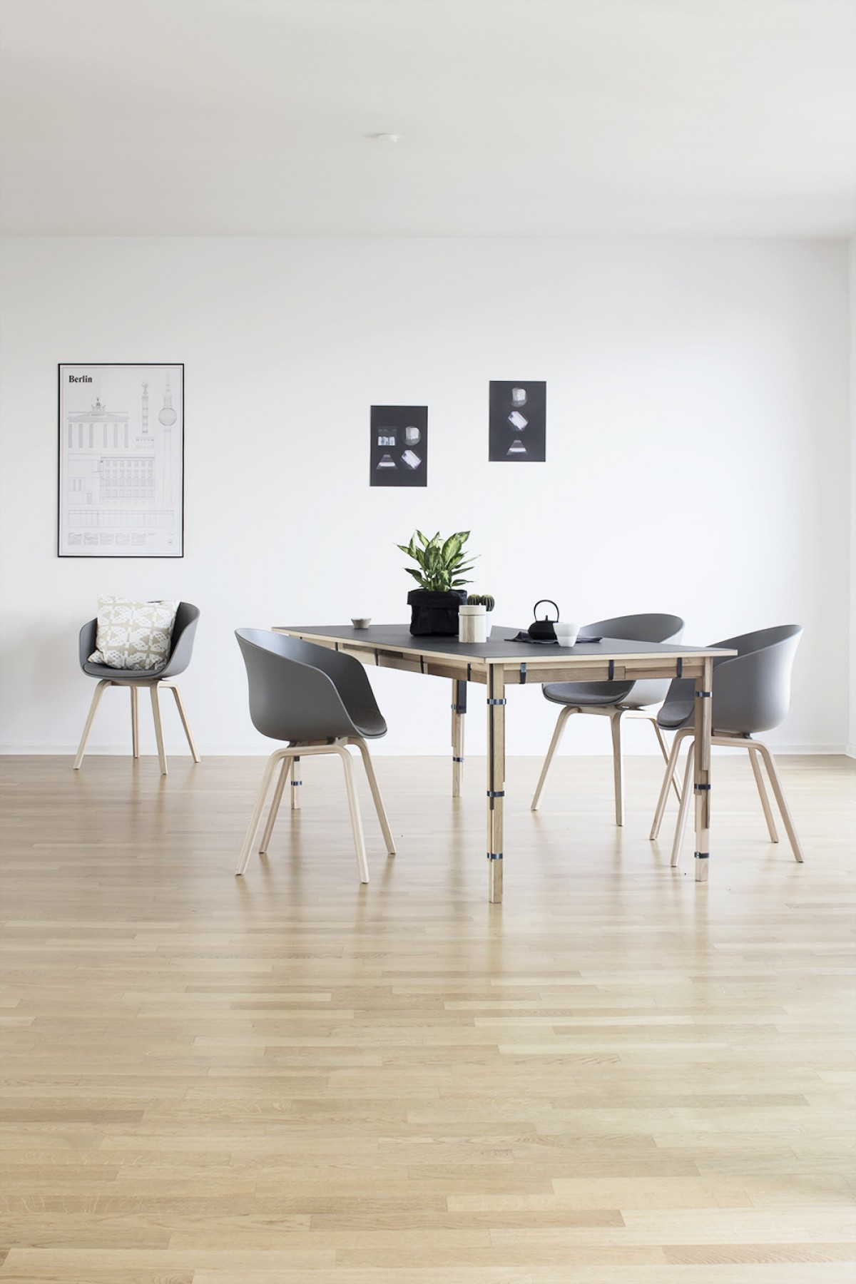 chair aac22 hay restaurant furniture chair aac22 aac 22