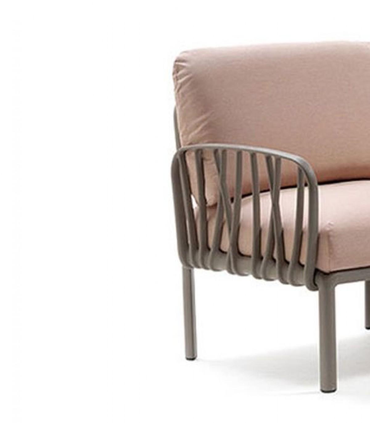 Komodo 3 seater outdoor sofa