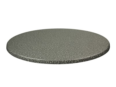 Werzalit Black Granit Table Top