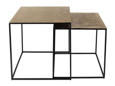 Saffra Side Table Set