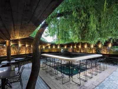Edo Garden, design Lama Arhitectura - Bucharest, Romania