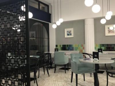 Prisi Cafe, design Bezem- Piatra Neamt, Romania